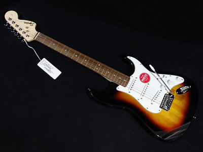 Squier FSR Affinity Series Stratocaster 3Color Sunburst 6-String Electric Guitar