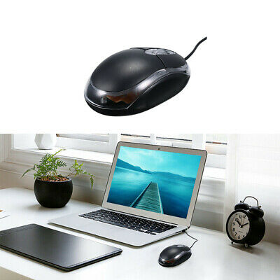Wired Usb Optical Mouse For Pc Laptop Computer Scroll Wheel