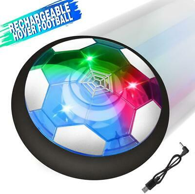 Growsland Kids Toys Hover Soccer Ball, Rechargeable Air Power Floating &