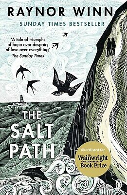 NEW The Salt Path by Raynor Winn Paperback (Free Shipping)