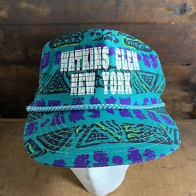 "Yupoong Classic FLAT BILL SNAPBACK HAT /""CALI/"" 3D EMBROIDERY Bright /& Neon Colors"