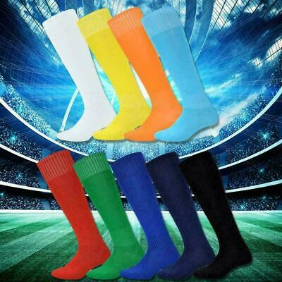 Football Socks Soccer Hockey Rugby Sports Socks Boys/Girls Mens/Womens Supp M8I7