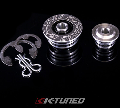 K-Tuned Spherical Shifter Cable Bushing for 02-15 Civic Si Accord TSX RSX