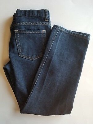 Boys Size 12 Old Navy Straight Leg Blue Jeans