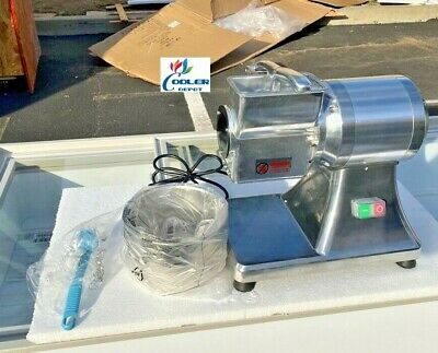 NEW Commercial Food Processor Cheese Grater 550W 110V Medium Duty