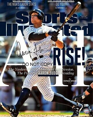 Aaron Judge Signed 8x10 Autographed REPRINT PHOTO New York Yankees RP