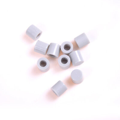 50Pcs Push-botton Cap for 6x6mm Momentary Tactile Switches Key Caps Grey  RR