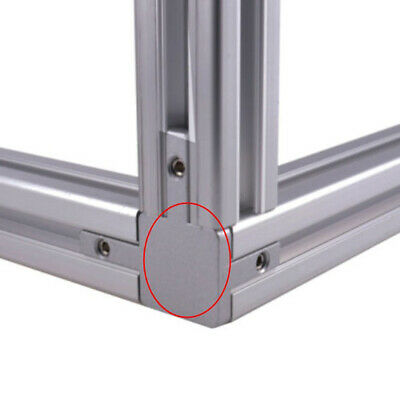 3 Way L Shape Interior Connector Joint Bracket for 2020 Aluminum Profile