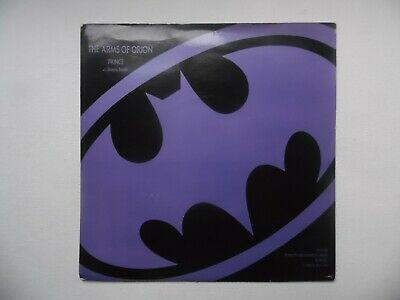 """Prince - The Arms Of Orion with Sheena Easton 7"""" Vinyl Record"""