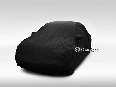 Fitted Breathable Indoor Sahara Car Cover for Rover Mini Saloon 1959-2000 F4