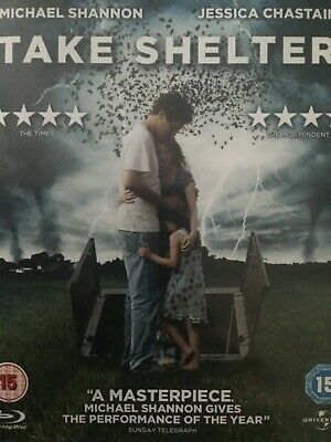 Take shelter blu ray.michael Shannon.