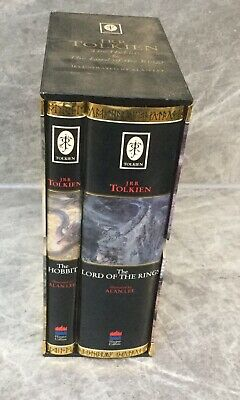 J R R Tolkien - The Hobbit & Lord Of The Rings - In Slipcase