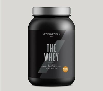 Myprotein The Whey 900g - 1800g - Various Flavors - ONE DAY DELIVERY
