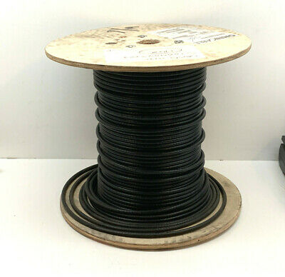 100FT Roll Omni Cable RG6 QUAD SHIELD CATV/CL2/CM #18 SOL Coax Coaxial Cable