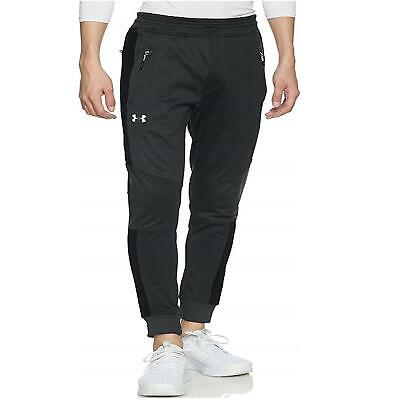 Under Armour Reactor Tapered Pants Fleece Activewear Gym Sports Jogger Bottoms