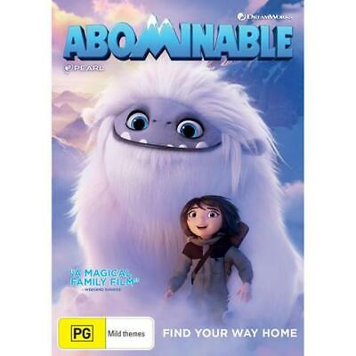Abominable (DVD, 2019)