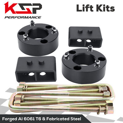 3'' Front 3'' Rear Leveling Strut Lift Kit Spacer Fits Ford 2WD 2004-2016 F150