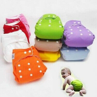 Washable Baby Pocket Nappy Cloth Reusable Diaper Waterproof Cover Wrap