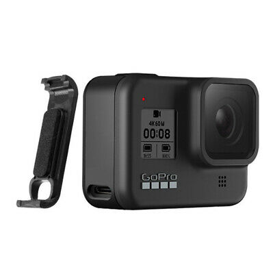 For GoPro Hero8 Black Sports Camera Protective Case+Removable Battery Lid Cover