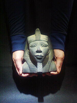 EGYPTIAN ANTIQUES ANTIQUITIES King Horemheb Statue Sculpture Figure 1319-1292 BC