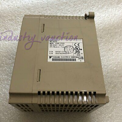 Used 1PC Yaskawa JEPMC-CP200 Controller MP920 CPU-01 Tested In Good Condition