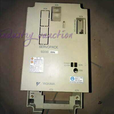 Used 1PC Yaskawa SGDB-30AN Tested In Good Condition