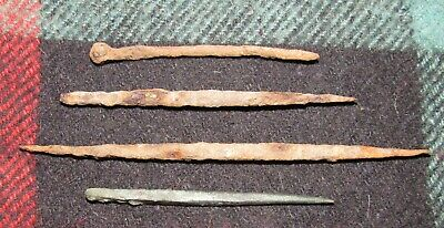 Old Original 1 Bronze needle & piercing to sew Ancient Scythian-Sarmatia 7-4 BC