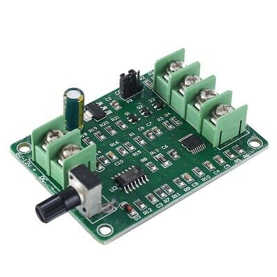 DC7-12V Micro Stepper Motor Driver Speed Controller Board Brushless Motor Driver