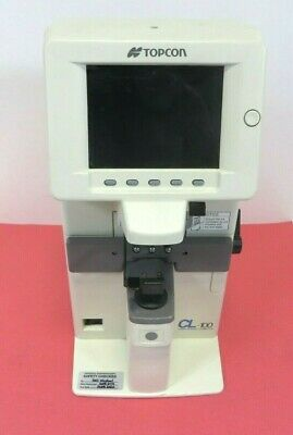 Topcon Medical CL-100 Computerized Lensmeter Used, Free Shipping