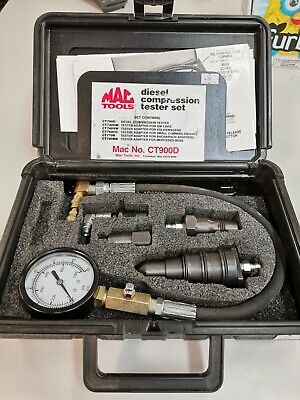 6-Pc. Diesel Compression Test Set Ct900D