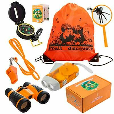 Outdoor Exploration Set - Kids Adventure Pack - (Small Discoverer Outdoor)