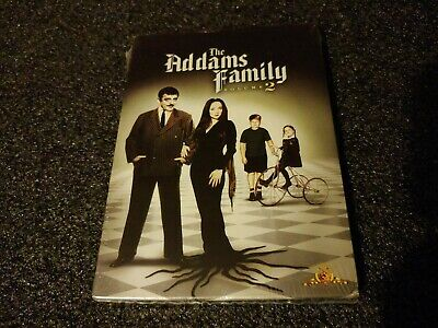 The Addams Family - Volume 2 (DVD, 2007, 3-Disc Set, Dual Side) New Sealed