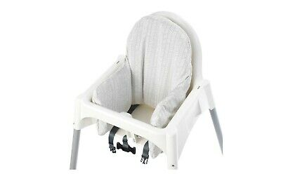 IKEA KLAMMIG Baby Kid Children High Chair Support Supporting Air Cushion & Cover