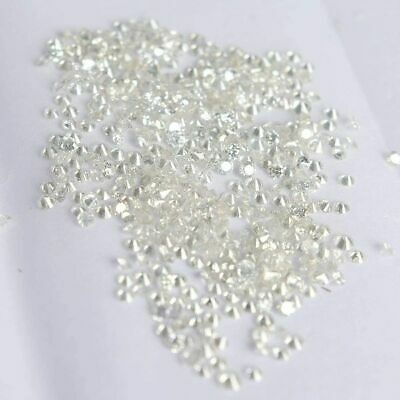 5.00 CT Labo Grown Desseré Diamant 1.15-1.20 mm Rond Cut Vvs-Vs Clarté F-G Color