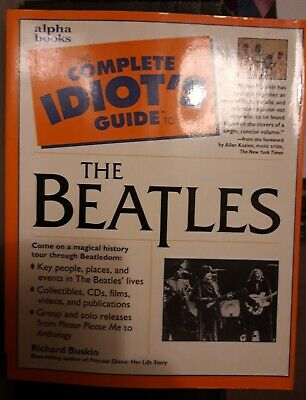 Complete Idiots Guide to The Beatles