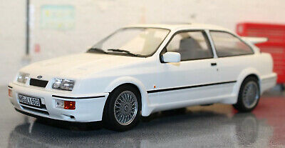 Ford England Sierra Rs Cosworth 1986 White NOREV 1:18 NV182771
