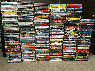 Huge DVD Collection Liquidation Sale You Pick Combine Shipping
