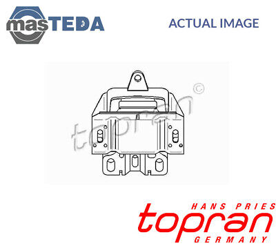 Topran Left Engine Mount Mounting 107 975 P New Oe Replacement