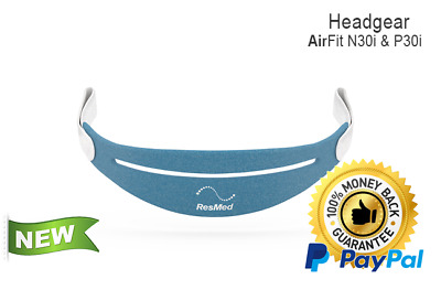 ResMed AirFit N30i and P30i Nasal Mask Headgear New & Factory Sealed