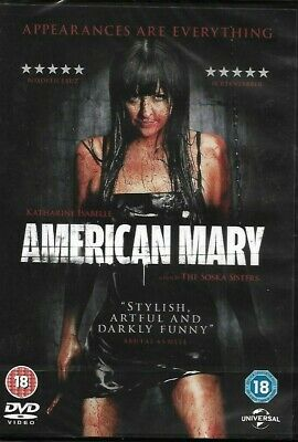American Mary: Katharine Isabelle, Antonio Cupo,Tristan Risk, (DVD, 2013)