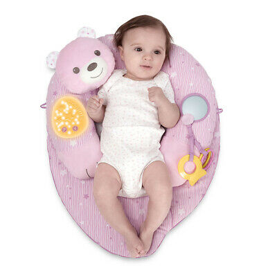 Chicco First Dreams My First Nest 3 in 1 Playmat Pink