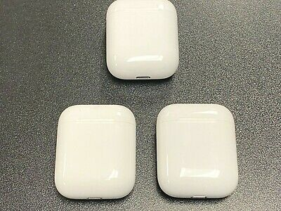 Apple Airpods OEM Charging Case Genuine Replacement Charger Case AUTHENTIC A1602
