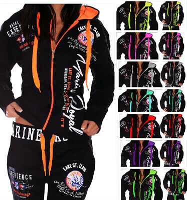 Two Pieces A Set Of Women's Jogging Suit Women's Printed Suit Tracksuits