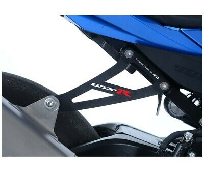 Suzuki 1000 Gsxr-17/19 - Support Echappement R&G Racing- Eh0077Bka
