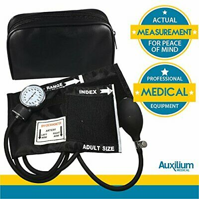 Portable Smart Blood Pressure Monitor Medical Cuff Aneroid Sphygmomanometer