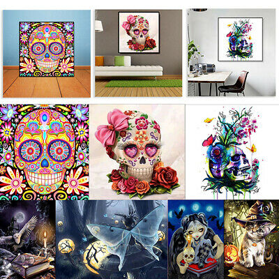 Full drill DIY 5D Diamond Painting Star Wars Alien Embroidery Art Craft T1082
