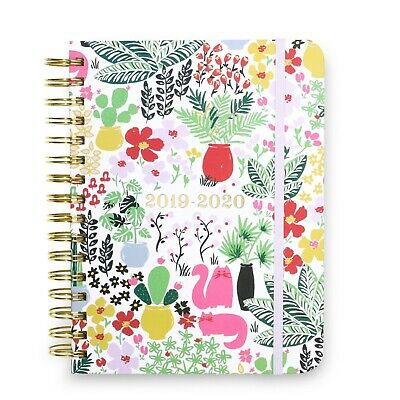Kate Spade Large Planner Agenda Garden Posy 17 Month Large