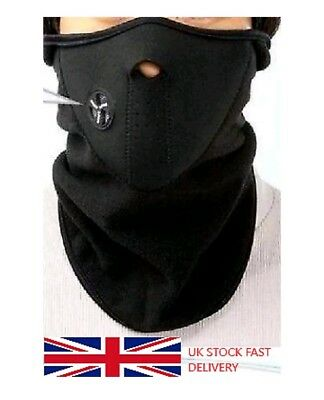 Winter Cycling motor  cycle Face Mask Pollution Filter Windproof balaclava