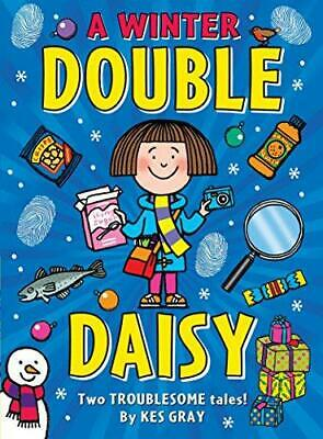 A Winter Double Daisy (Daisy Books), Gray, Kes, Good Condition Book, ISBN 978178