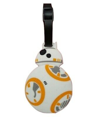 Star Wars The Force Awakens BB-8 Luggage Tag